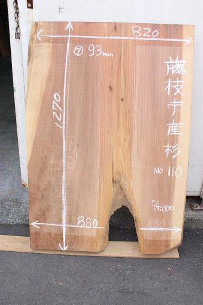 画像1: 杉(スギ)-110 (1)