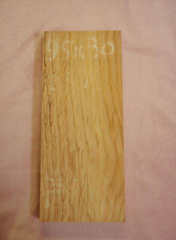 画像1: 表札(ヒョウサツ)-黒松001 (1)
